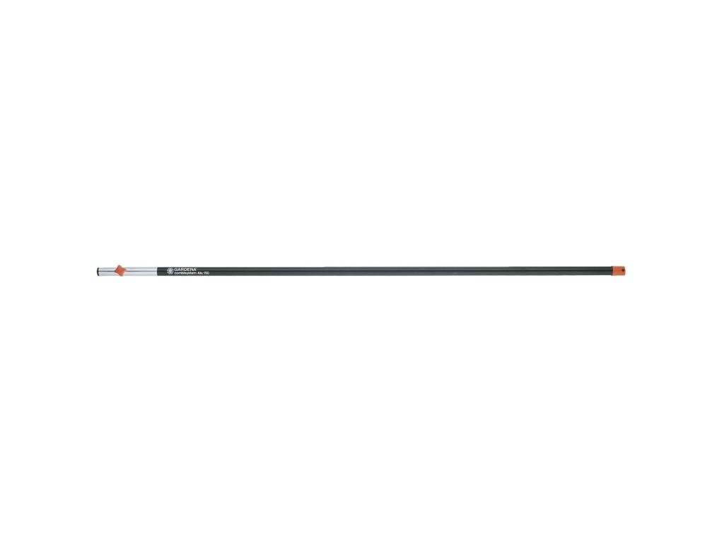 """Алуминиева дръжка """"Combisystem"""" на """"GARDENA"""", дължина: 130 cm, (модел: 03713-20)"""