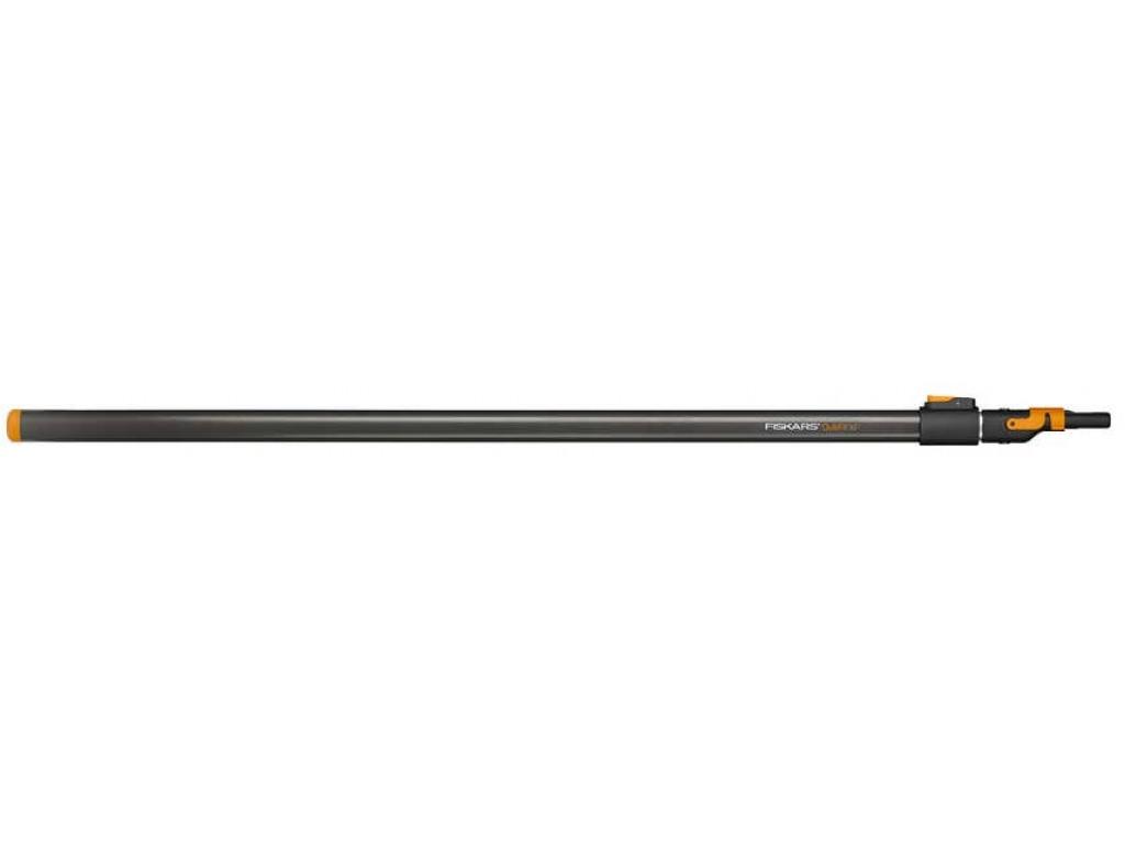 FISKARS 136042 - Средна телескопична дръжка, Дължина: 140 - 240 cm
