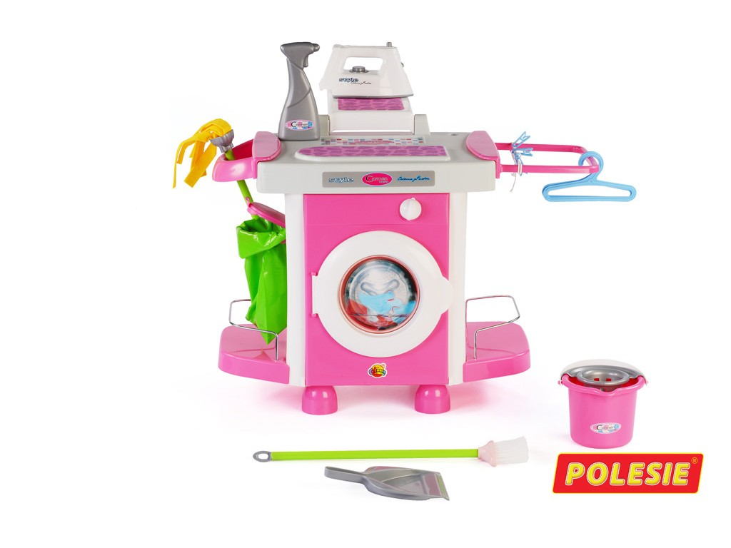 POLESIE – Пералня с домакински принадлежности, (модел: 411063)
