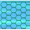 "Оградна мрежа ""HEXANET"" PVC, H=1.0 x L=10 m - BETAFENCE"
