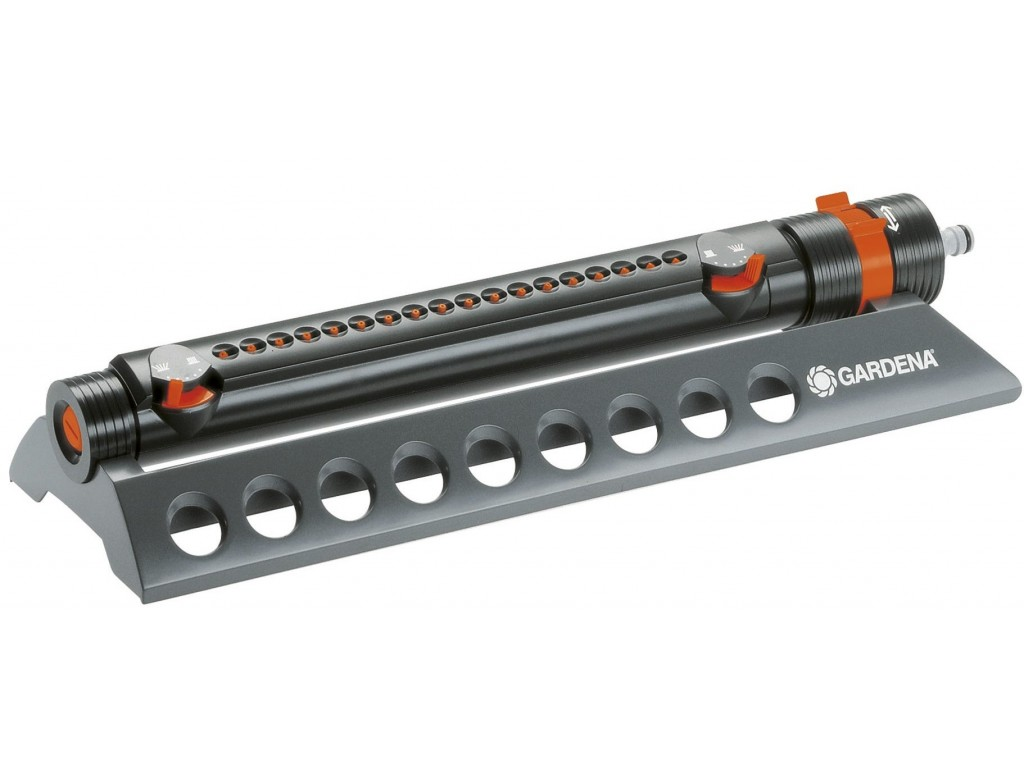 "Разпръсквач ""Comfort Aquazoom 350/2"" на ""GARDENA"", (модел: 01975-29)"