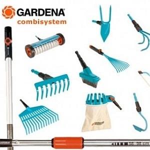 """""""Combisystem"""" на GARDENA"""