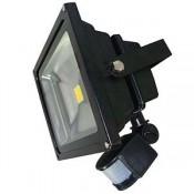 LED прожектори с датчик за движение