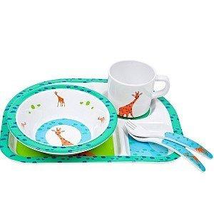 Прибори за бебешко хранене