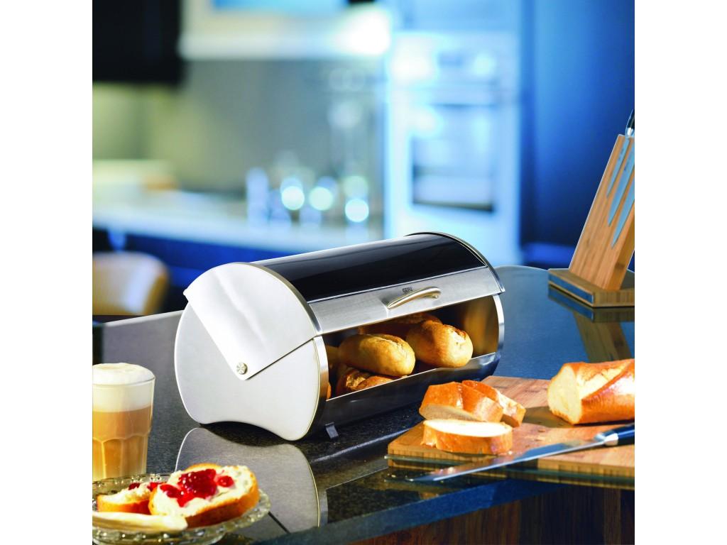 """GEFU 33600 - Стоманена кутия за хляб """"RONDO"""""""