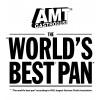 AMT 3520 - Тава с дръжки, Размери: 35 x 20 cm, Дълбочина: 7 cm