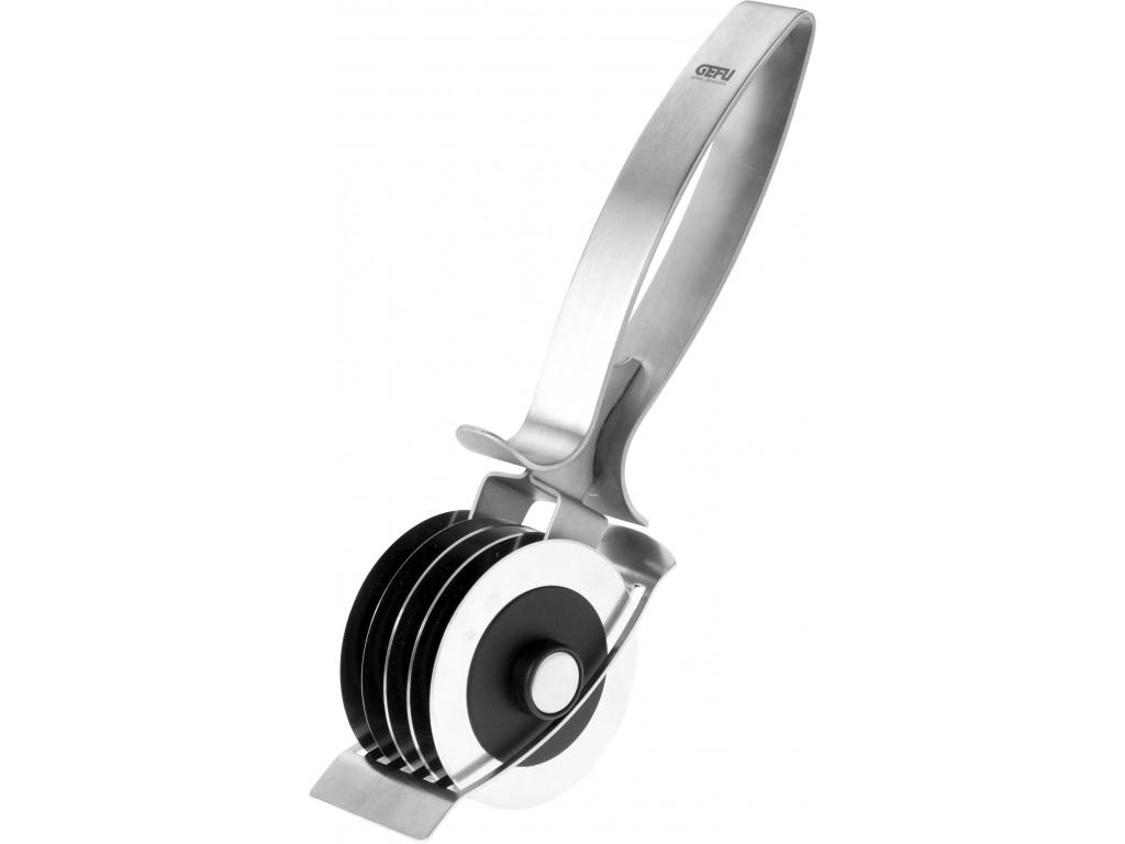 "GEFU 14680 - Универсална резачка за колбаси, сирена и листни подправки ""RAFFINATO"""