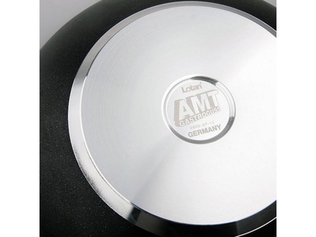 AMT 124 - Тиган за палачинки, Диаметър: Ø 24 cm, Дълбочина: 1 cm