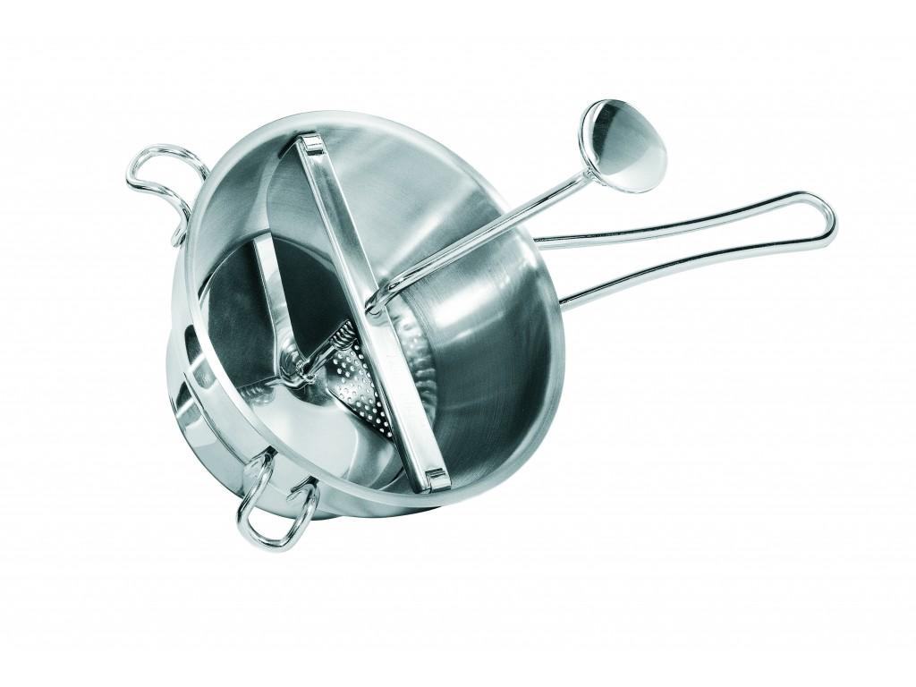 """GEFU 24200 - Уред за пюриране на храна """"FLOTTE LOTTE"""" с 2 диска"""