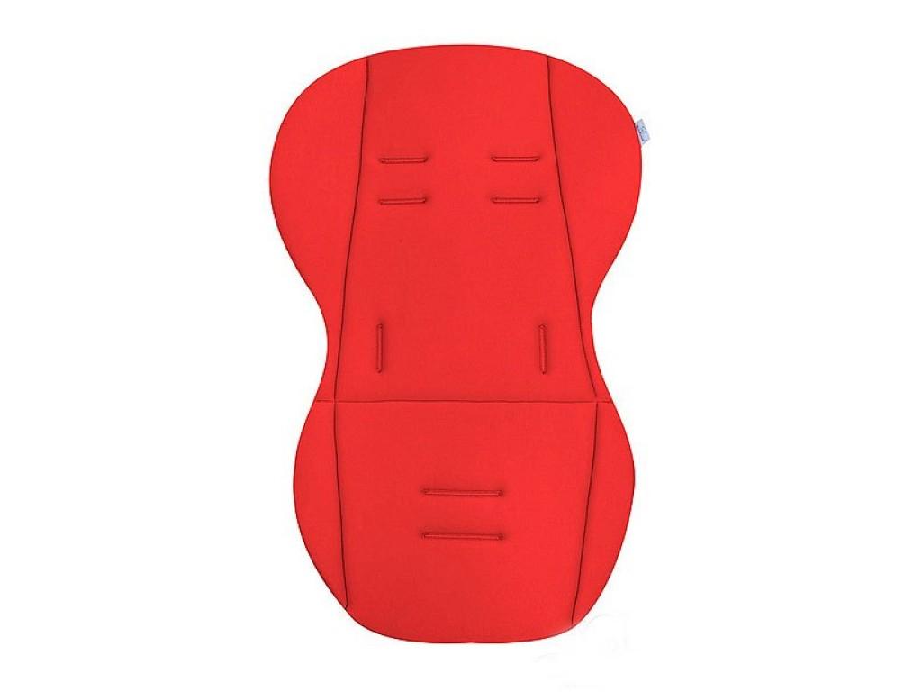 0270 Подложка за количка и столче Renis червена