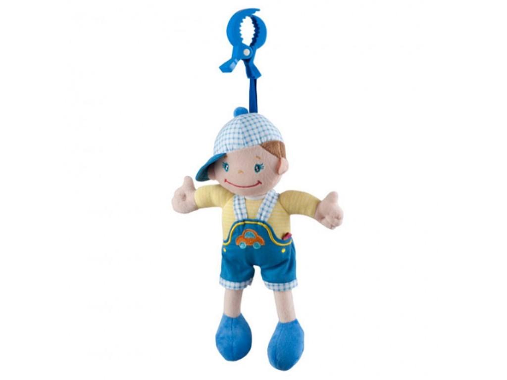 1293 Муз.кукла Шофьор 0м+ Babyono
