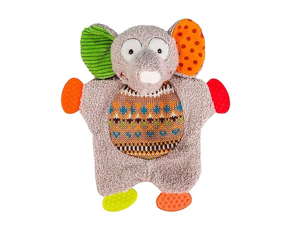 1241 Плюшен слон за гушкане Funny Jumbo