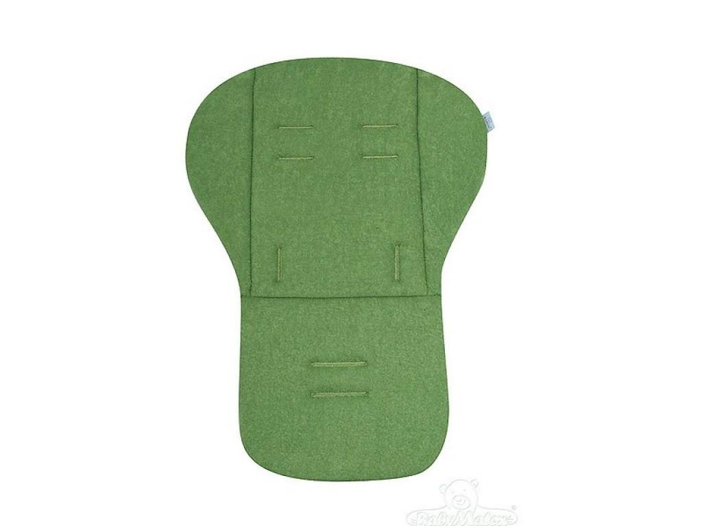 0271 Подложка за количка и столче IRIS зелено