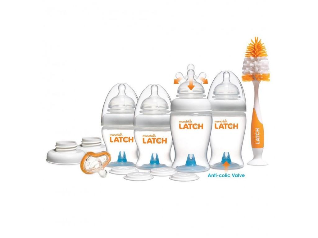 11650 К-кт за новородено Latch
