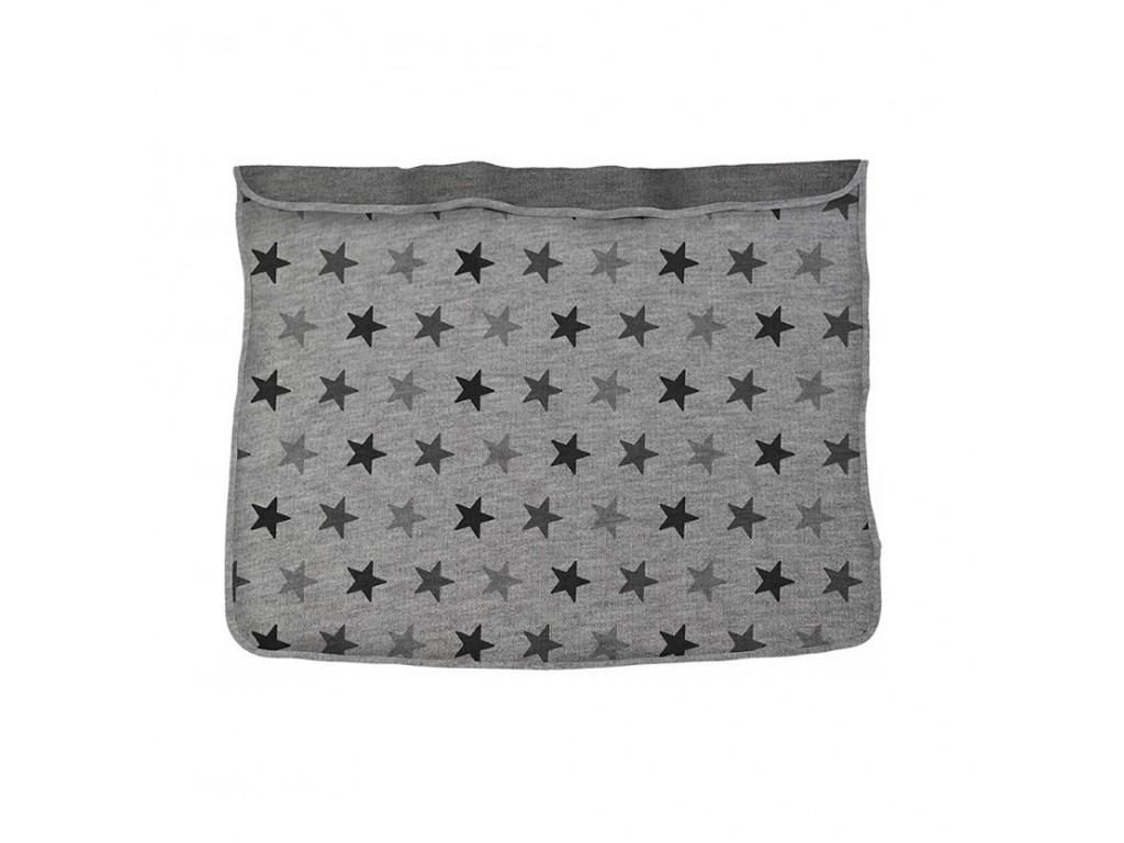 126506 Одеало Grey Stars / Grey