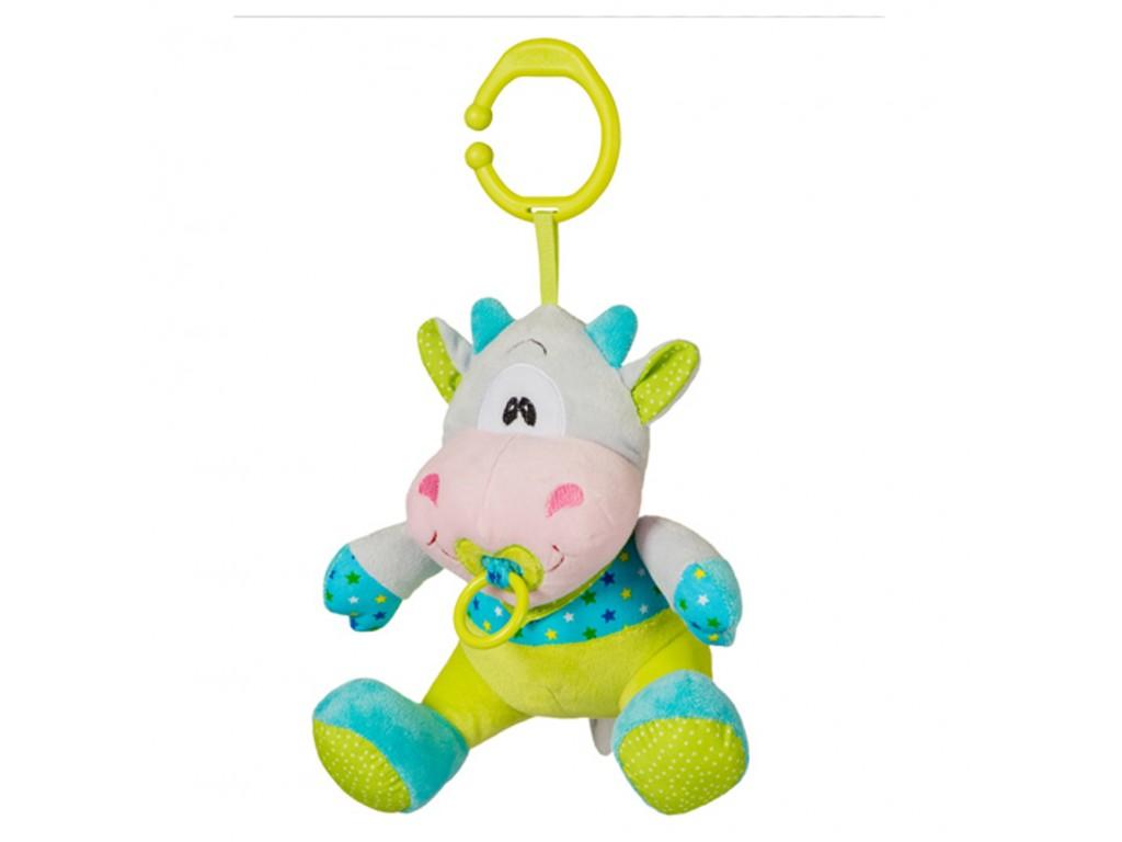 1350 Муз. играчка Крава