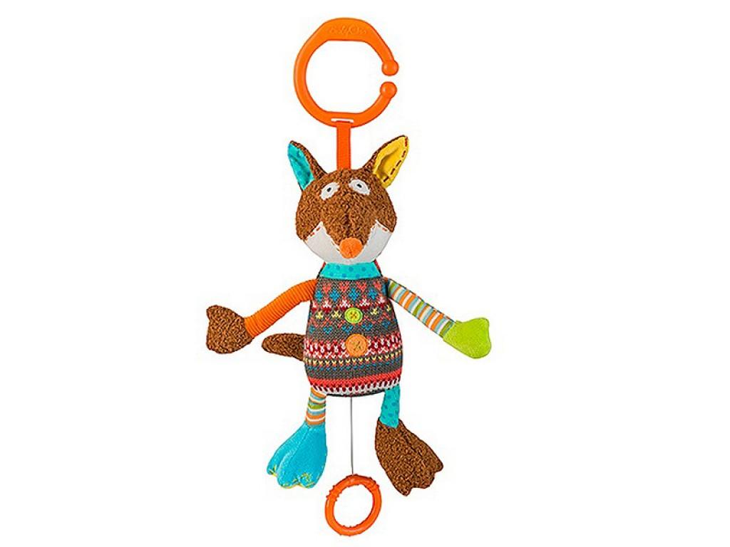 1245 Плюшена музикална лисица Funny Fox