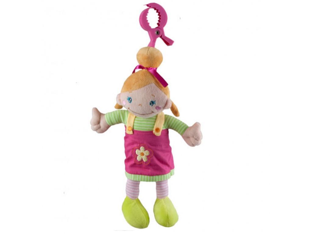 1291 Муз.кукла за количка 0м+ Babyono