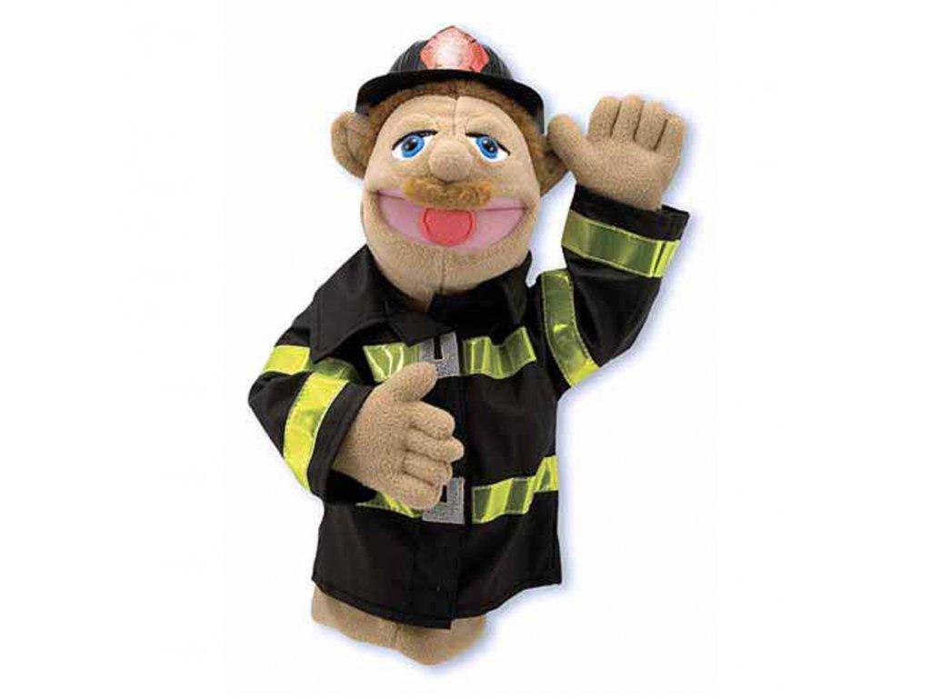 12552 Пл.пожарникар за куклен театър