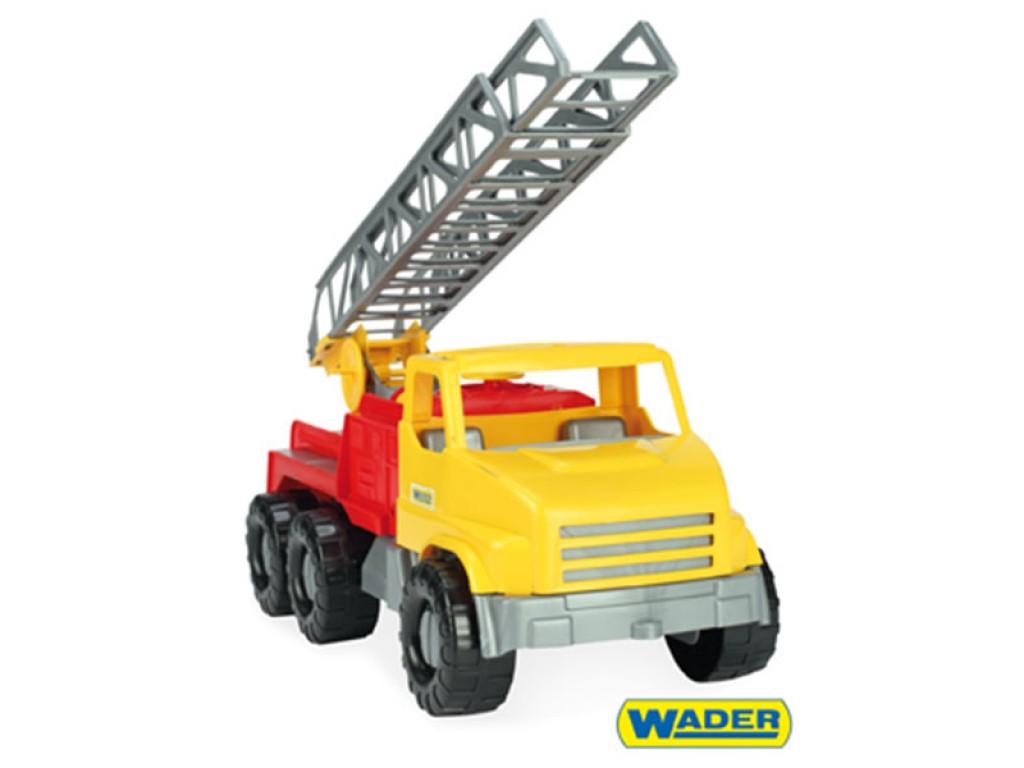 WADER - City Truck Стълба 32600-D, 100492