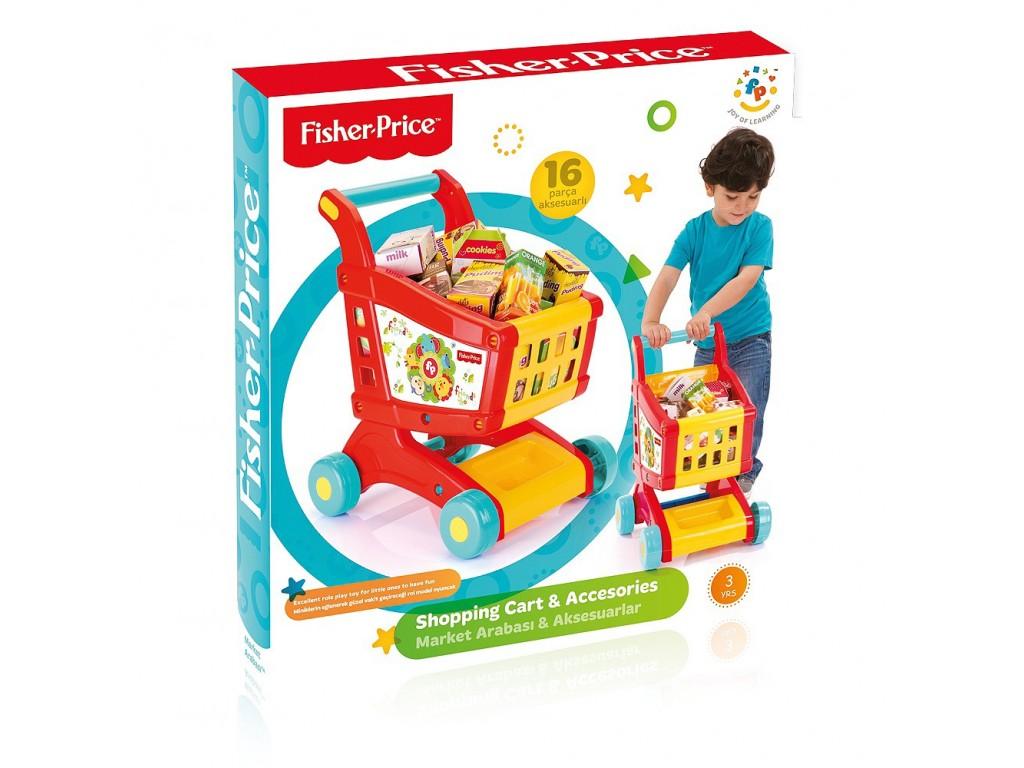 FP Пазарска количка с продукти