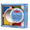 14040 Дървена игра с цветове и огледало