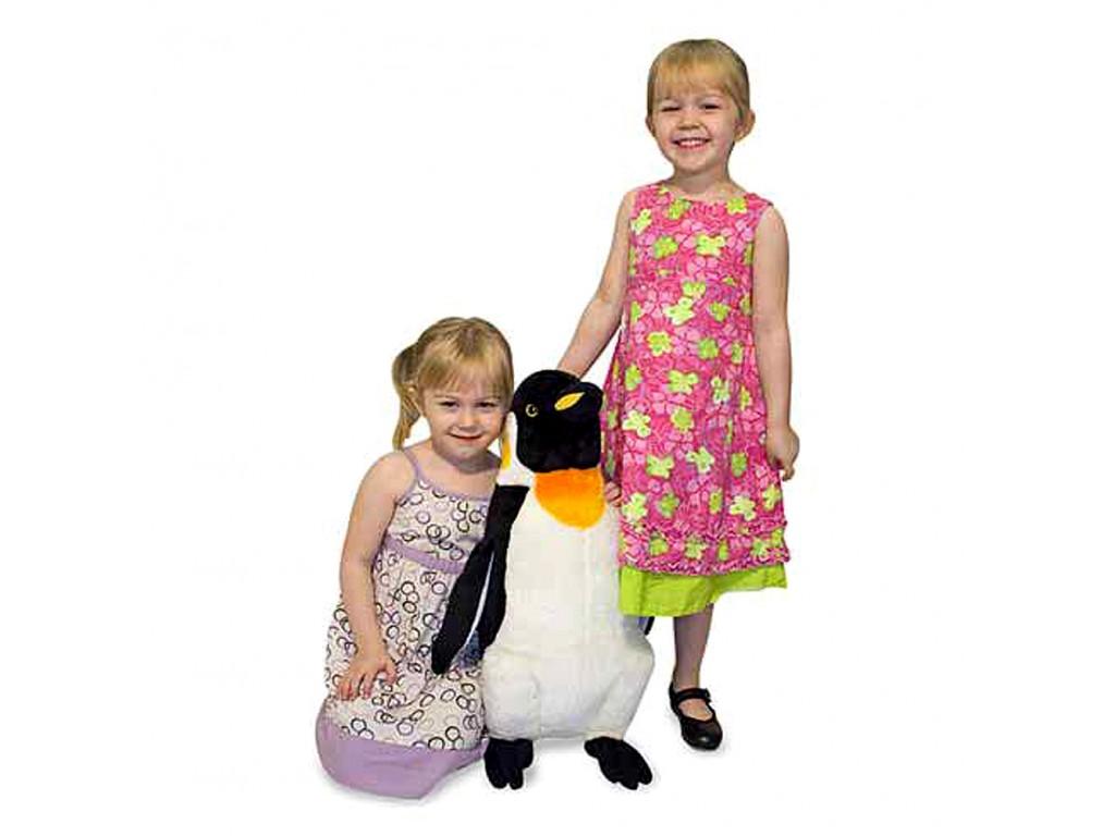 12122 Плюшен пингвин