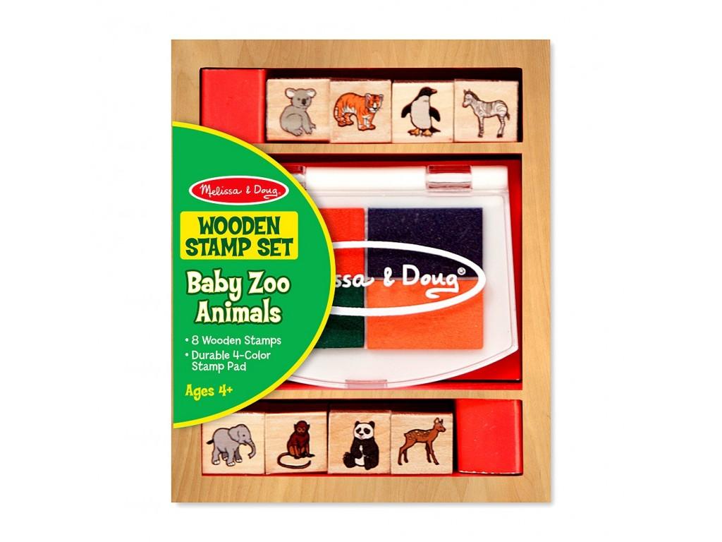 11638 Печати диви животни
