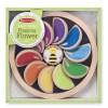 14049 Дървена дрънкалка цвете