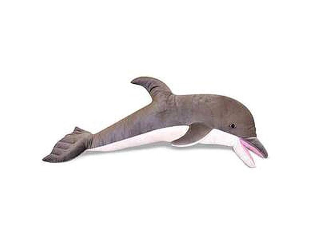12123 Плюшен делфин