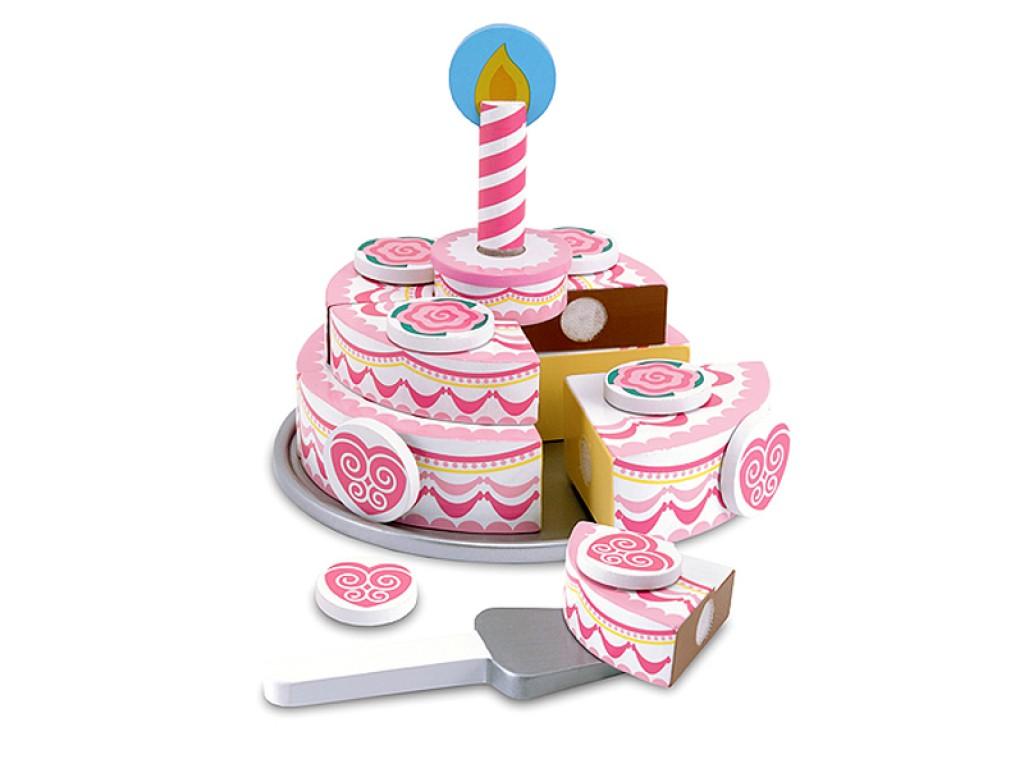 14069 Дървена торта