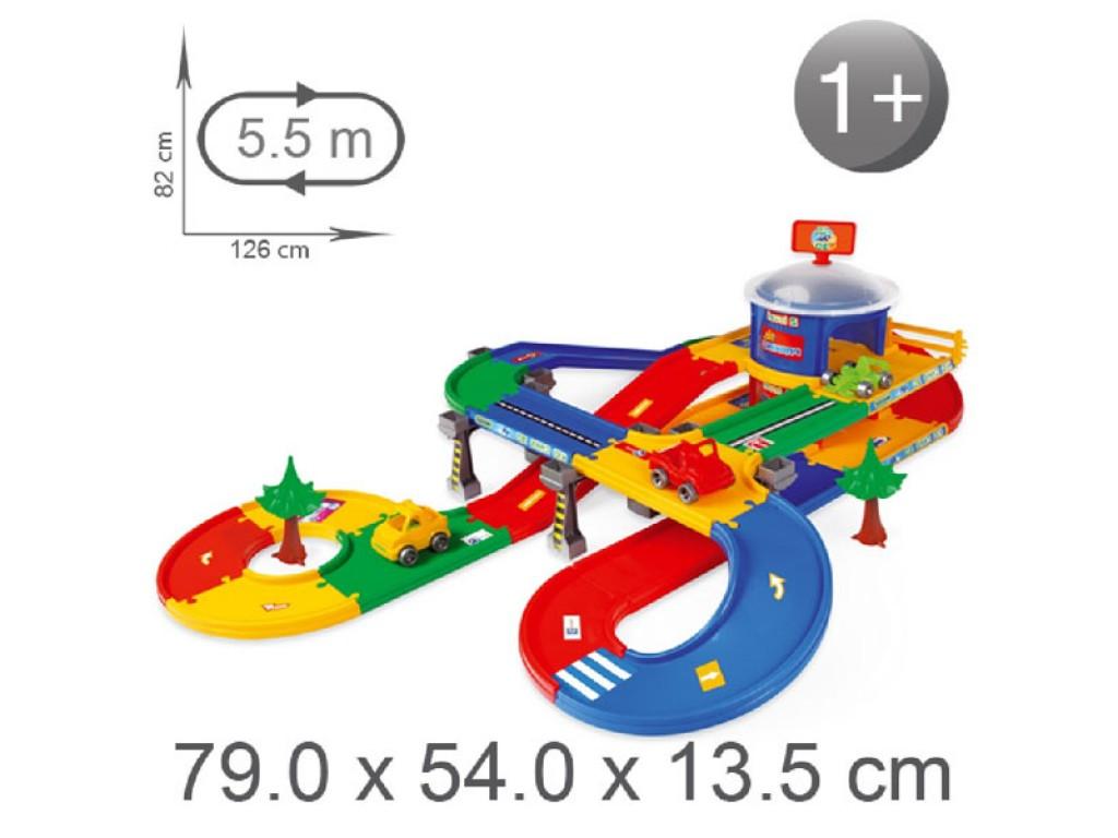 WADER - Mega гараж - 53130, 100531