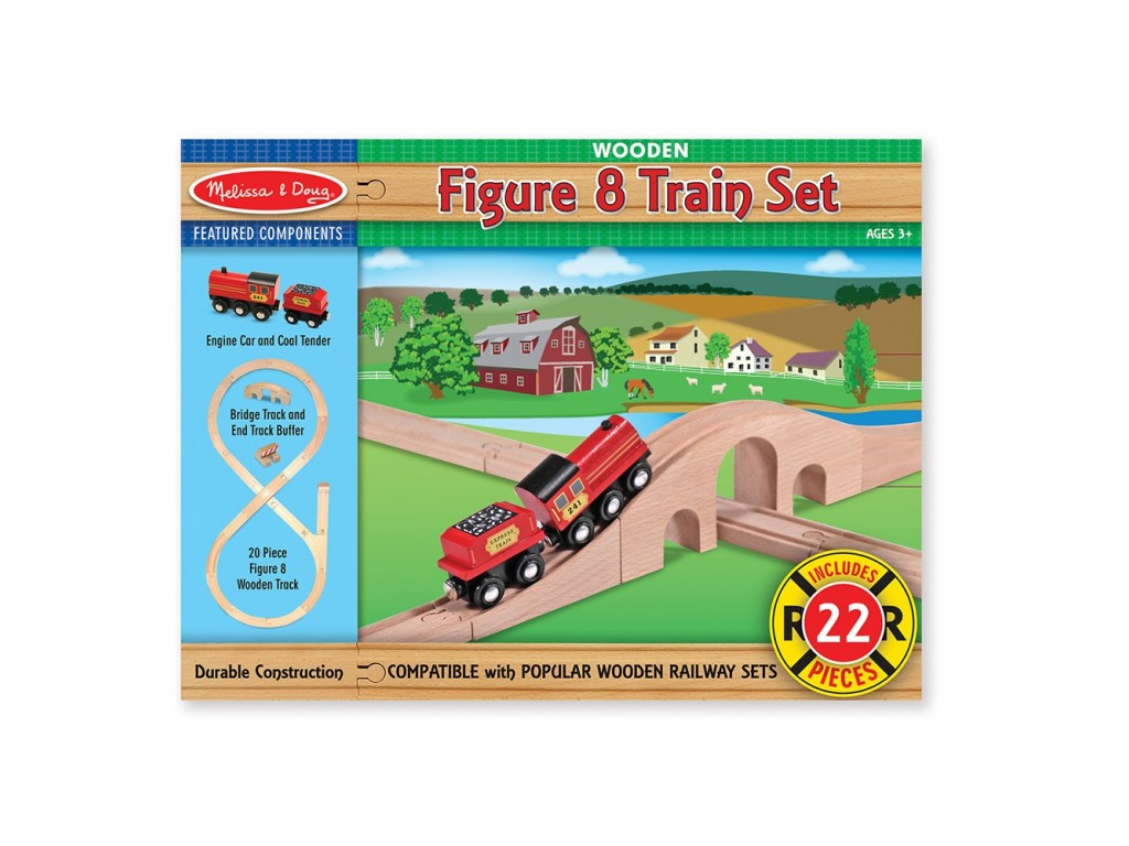 10703 Дървен влак 22 ч.