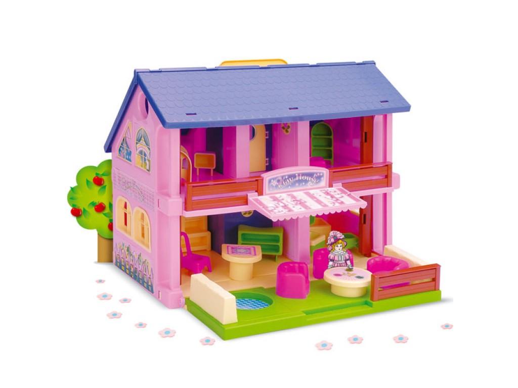 WADER - Къща за кукли - 25400, 100477