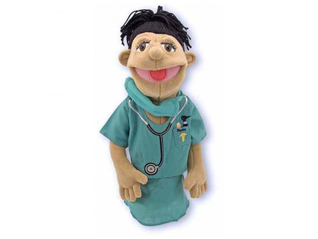 12550 Пл.доктор за куклен театър