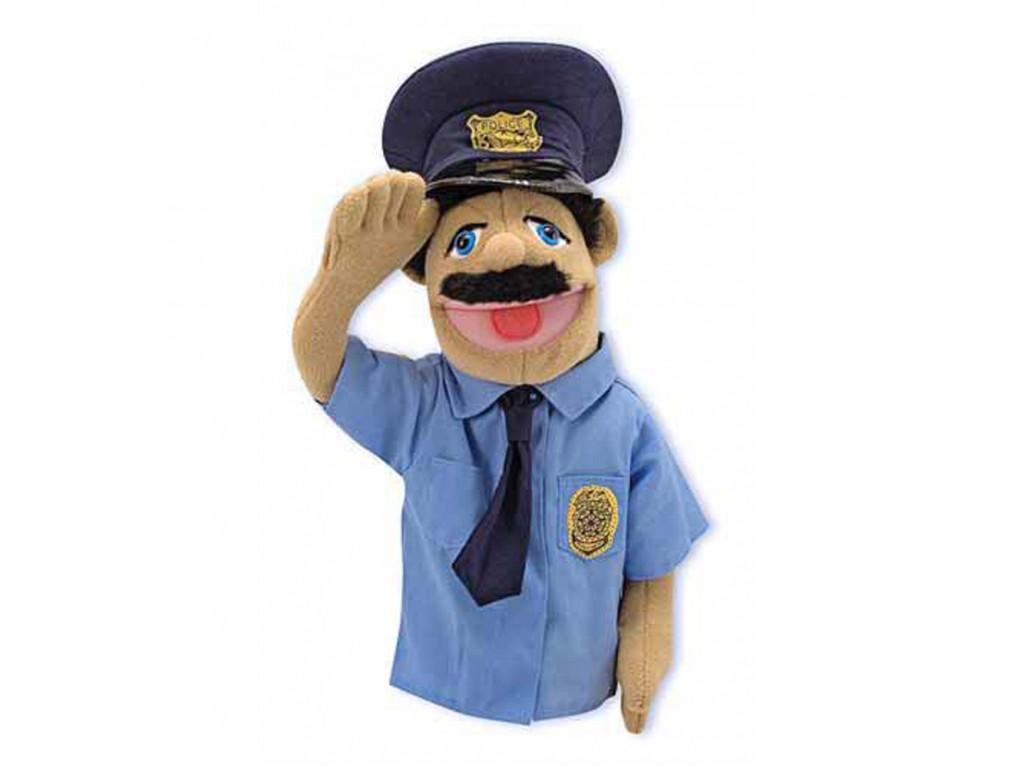 12551 Пл.полицай за куклен театър