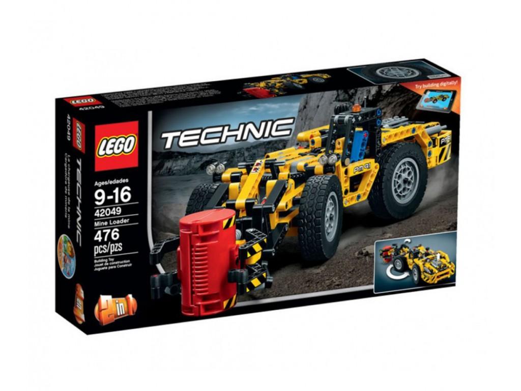 LEGO® Technic 42049 - Минен товарач