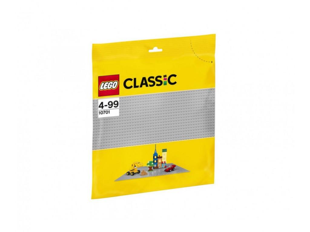 LEGO® Classic 10701 - Плочка сив цвят