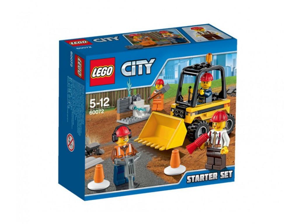 LEGO® City 60072 - Начален комплект за разрушаване