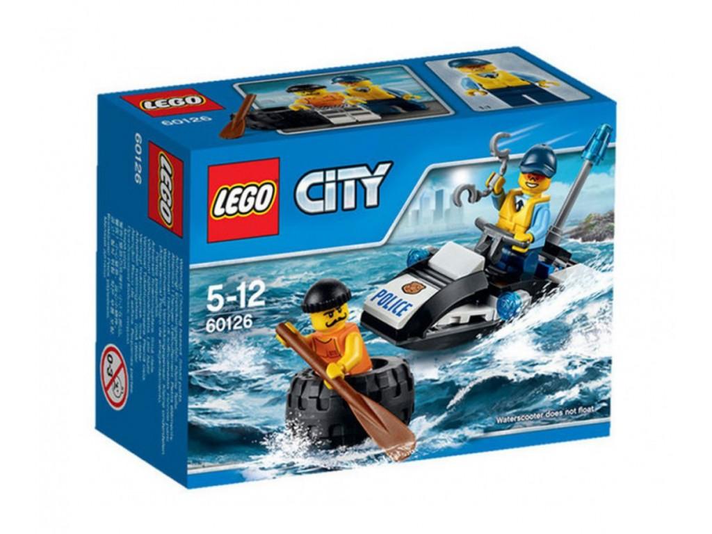 LEGO® City 60126- Бягство с гума