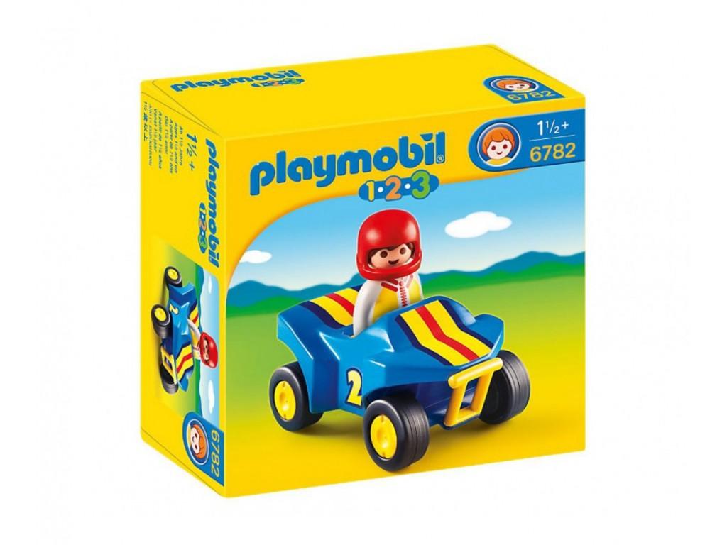 PLAYMOBIL 6782  - Серия за деца 1-2-3 ATV