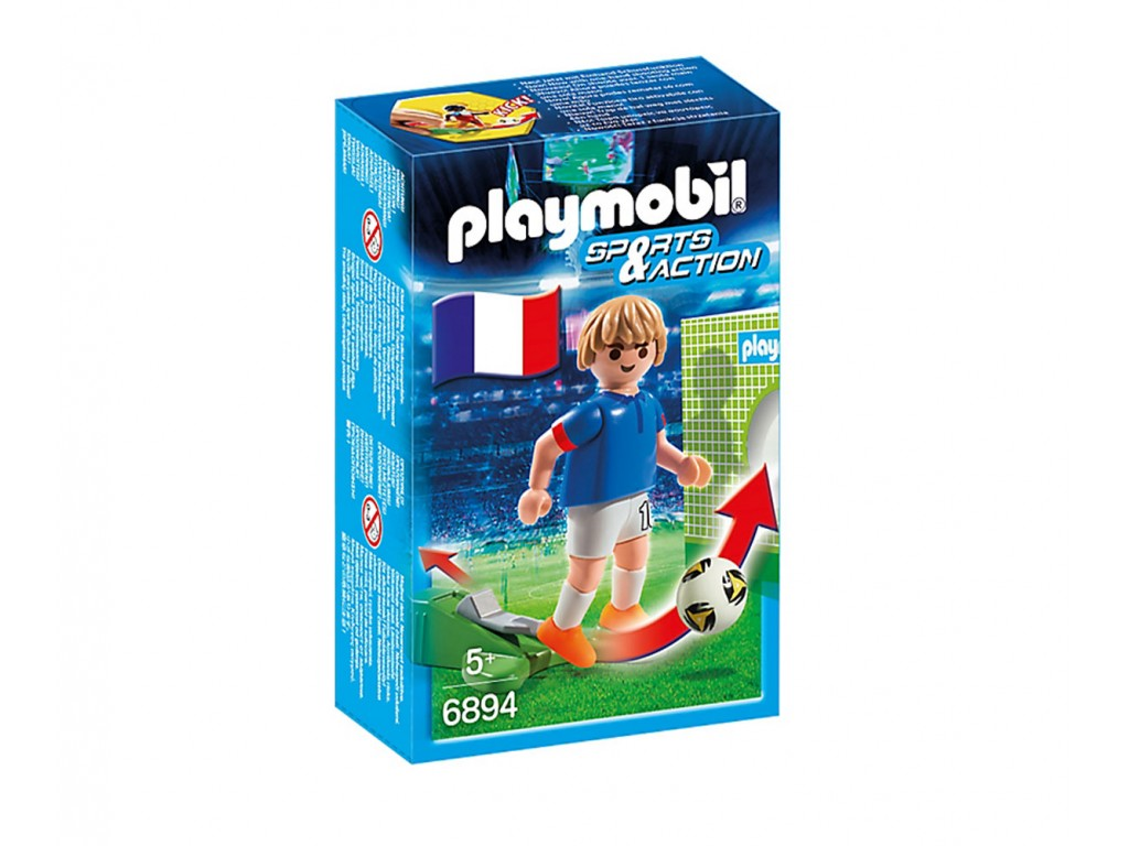 PLAYMOBIL Sport & Action - Футболист Франция