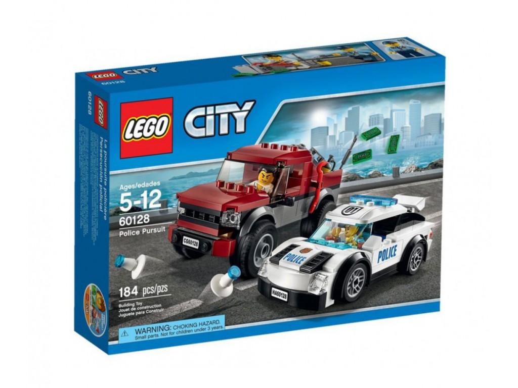 LEGO® City 60128 - Полицейско преследване
