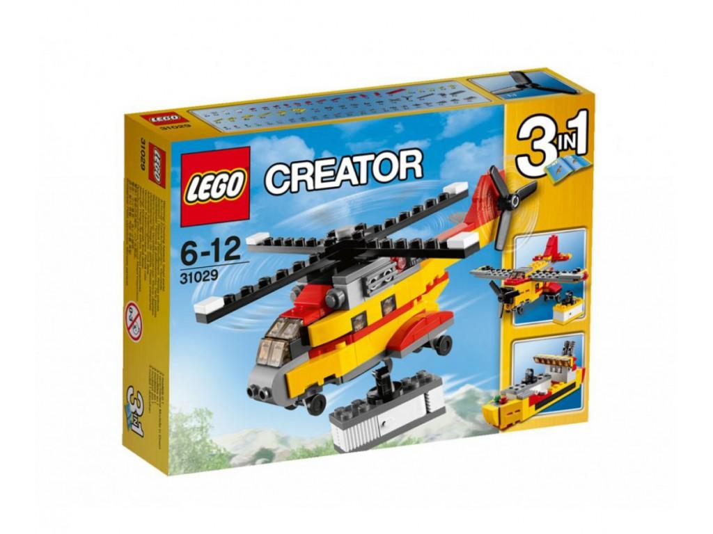 LEGO® Creator 31029 - Товарен хеликоптер