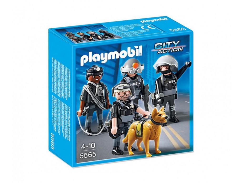 PLAYMOBIL City Action - специален полицейски отряд