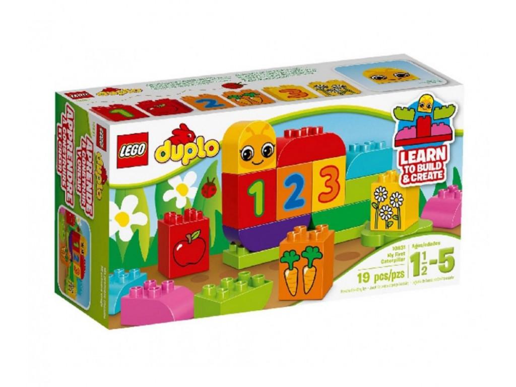 LEGO® DUPLO® 10831 - Моята първа гъсеница